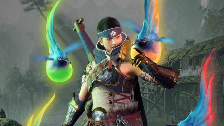 Отгрузки Monster Hunter Rise за неделю с момента релиза достигли 5 млн копий