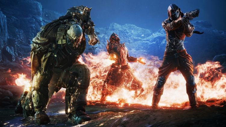 Игрок нашёл способ поставить Outriders на паузу, но только на видеокартах NVIDIA