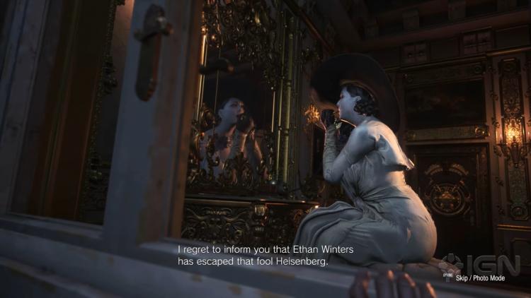 В Resident Evil Village появится фоторежим и возможность пропускать заставочные ролики