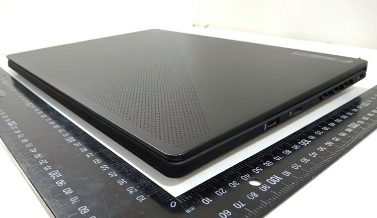 """Игровой ноутбук ASUS ROG Zephyrus M16 получит процессор Intel Core i9-11900H и графику GeForce RTX 3050 Ti"""""""