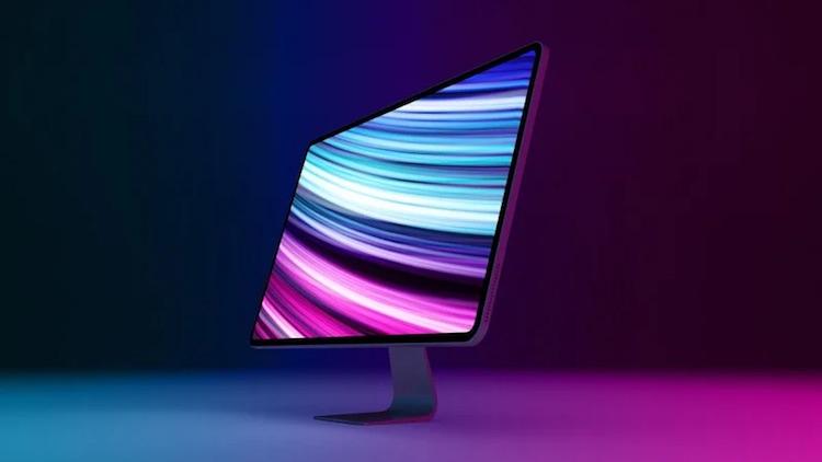 """Среди обновлённых моноблоков Apple iMac появится модель с диагональю экрана более 27 дюймов"""""""