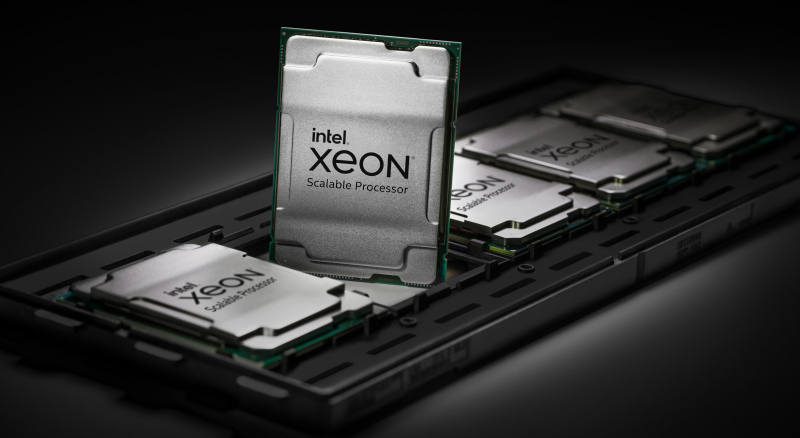 Intel Xeon Ice Lake-SP