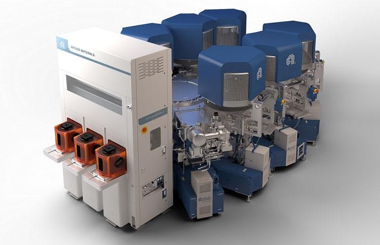 Пример производственной установки с шестью камерами. Источник изображения:
