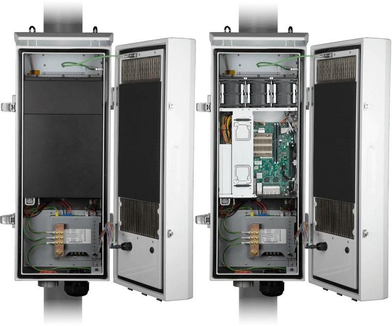Supermicro SYS E403 9D 16C IPD2 — периферийный сервер для радиомачт