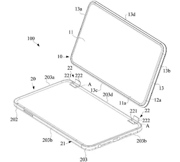 """OPPO придумала необычный контроллер для мобильных игр и смартфон с подсоединяемым экраном"""""""