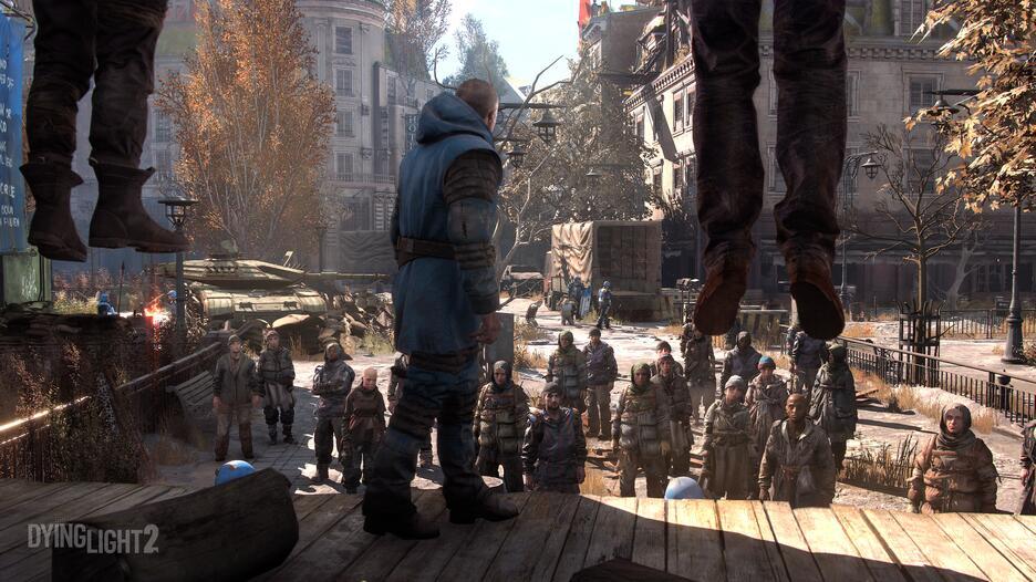 Dying Light 2 позволят полностью пройти в кооперативном режиме