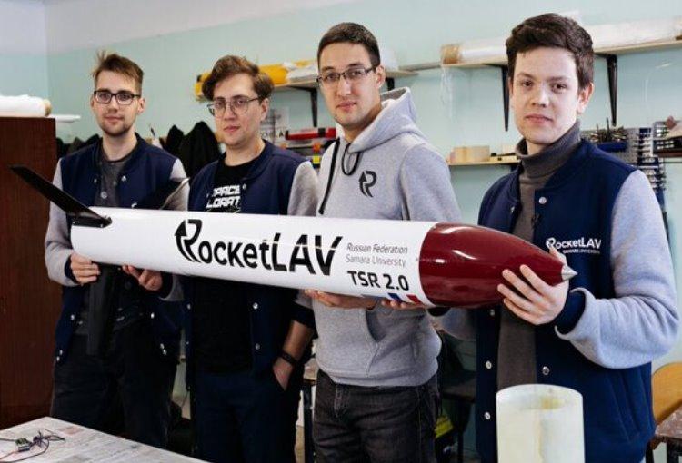 В честь 60-летия полёта Гагарина в космос российские студенты запустили ракету нового поколения Capella-МЛ