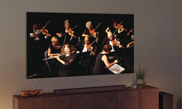 Смарт-телевизоры Samsung / изображения производителя