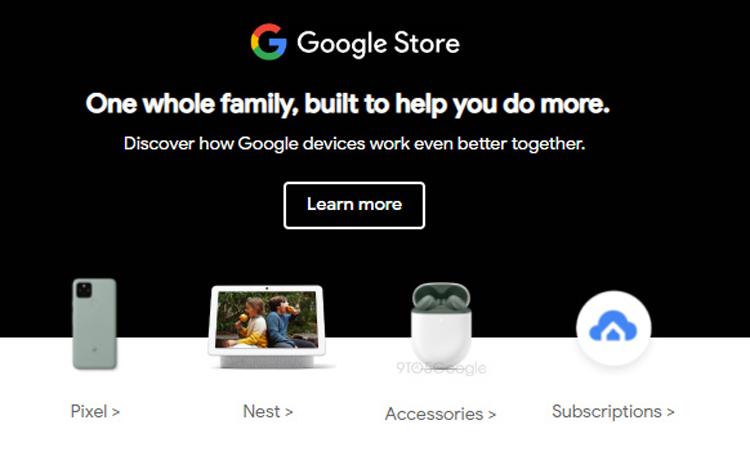 Google случайно показала полностью беспроводные наушники Pixel Buds A