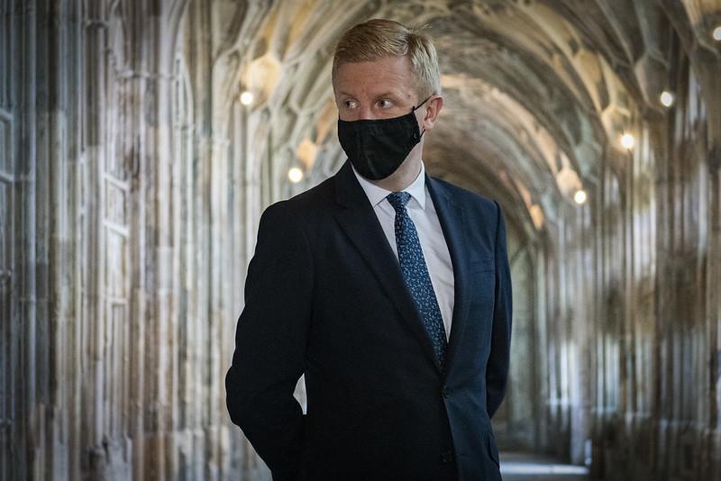 Секретарь по цифровым технологиям Великобритании Оливер Дауден (Oliver Dowden)