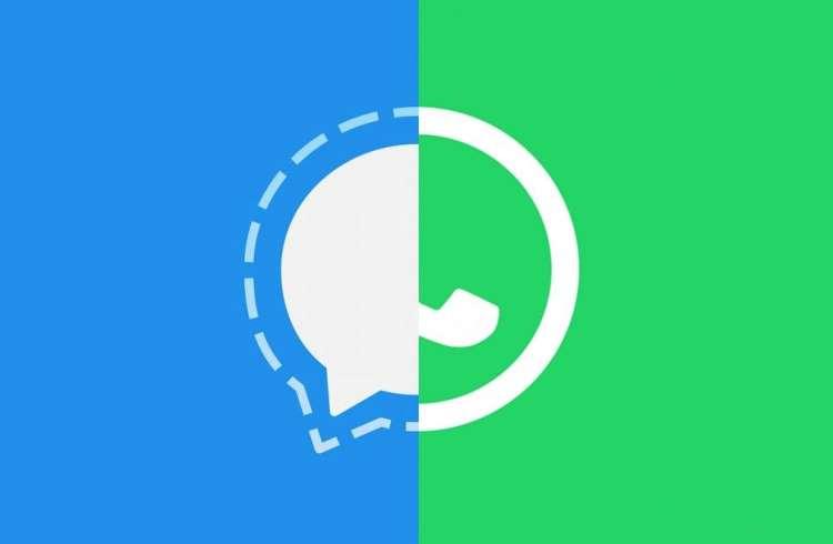Утечка данных пользователей Facebook показала, что Марк Цукерберг использует мессенджер Signal