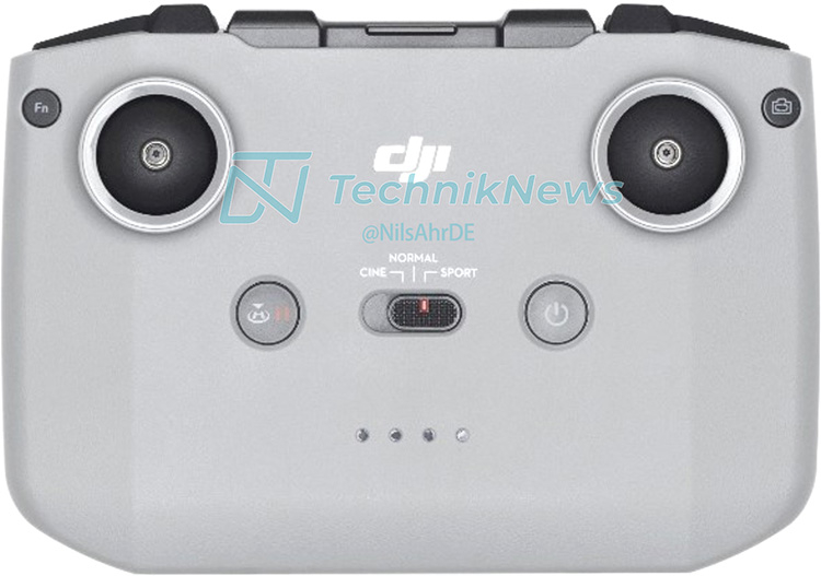 """DJI Air 2S получит большой 1-дюймовый 20-Мп датчик изображения"""""""