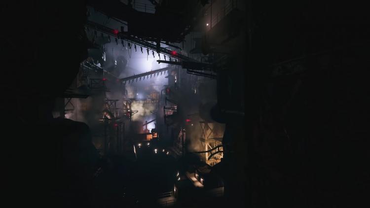 Кадр с неизвестной локацией из тизера второго выпуска Resident Evil Showcase