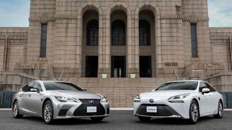 Источник изображения: Toyota, Reuters