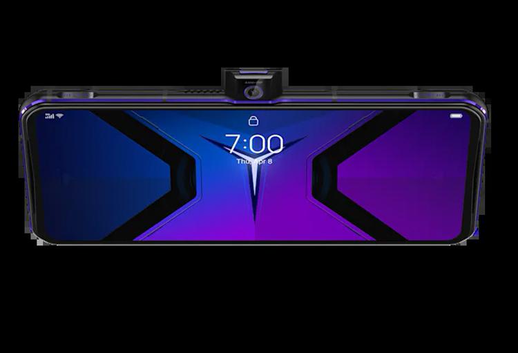 Lenovo представила Legion Phone Duel 2  игровой смартфон за 799, который нужно использовать в горизонтальной ориентации
