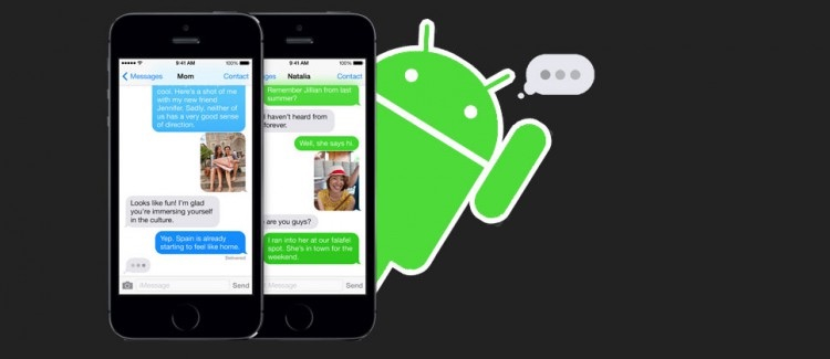 """Выяснилось, что Apple решила не выпускать iMessage для Android, чтобы родители покупали детям iPhone"""""""