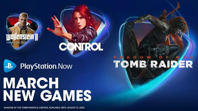 С октября 2019 года в ежемесячные подборки PlayStation Now начали включать и блокбастеры