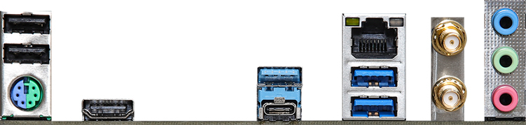 Плата ASRock Z590 Phantom Gaming 4