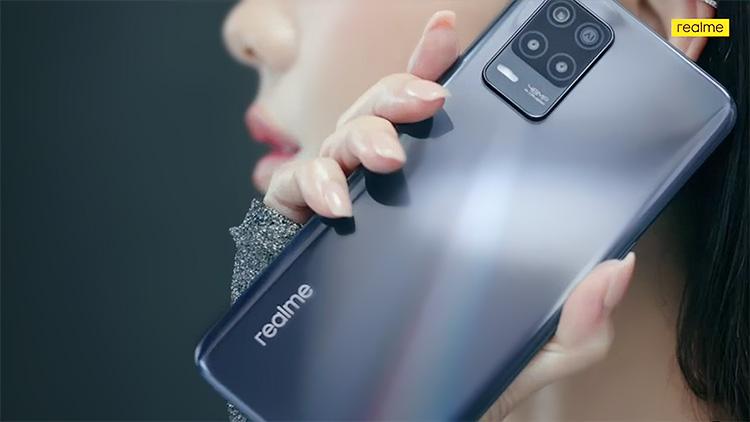 Realme 8 5G выйдет 21 апреля: 48-Мп тройная камера  возможно, ребрендинг V13 5G
