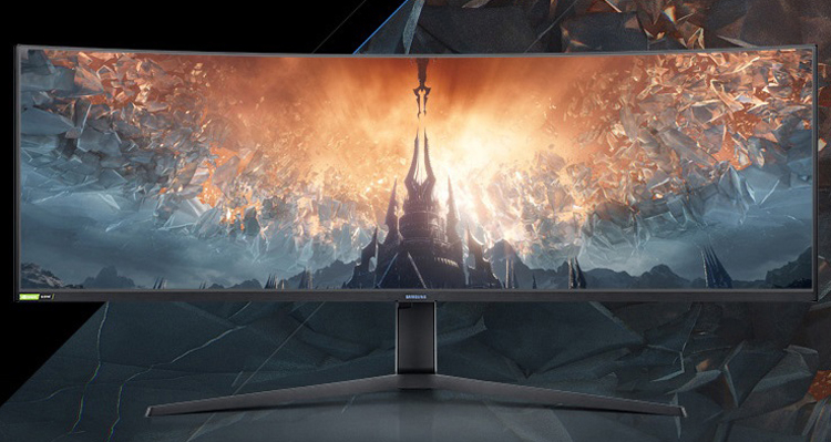 """Игровой монитор Samsung Odyssey G9 получил сертификацию HDR2000 и 2048 зон локального затемнения"""""""