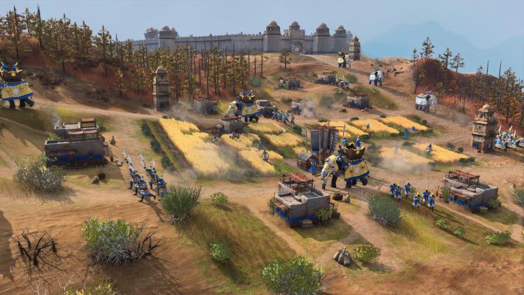 Армия Делийского султаната в Age of Empires IV
