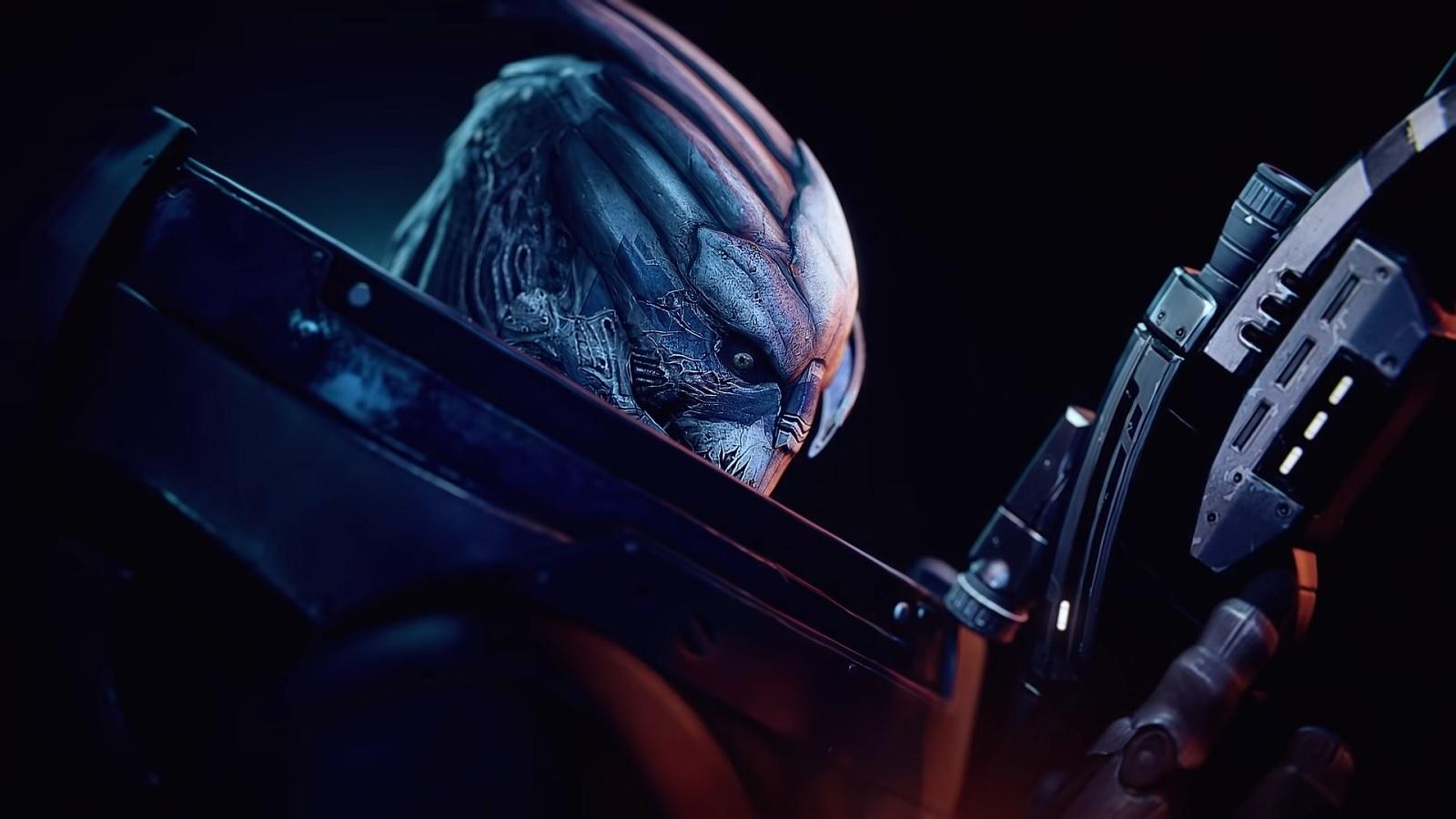 Калибровка завершена: сборник Mass Effect Legendary Edition ушёл на золото