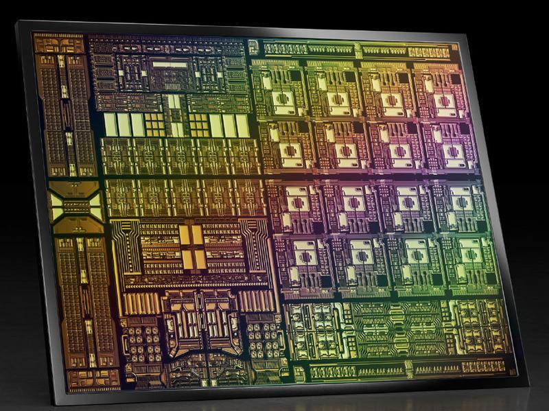 Кристалл BlueField-3 не уступает в сложности современным многоядерным ЦП