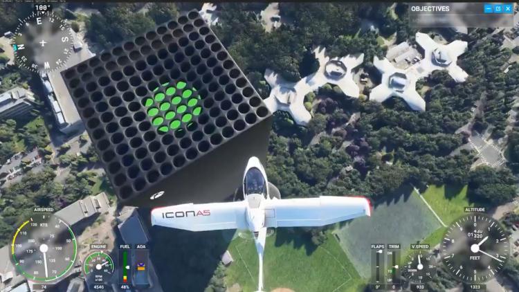 Версия Microsoft Flight Simulator для Xbox One получила возрастной рейтинг