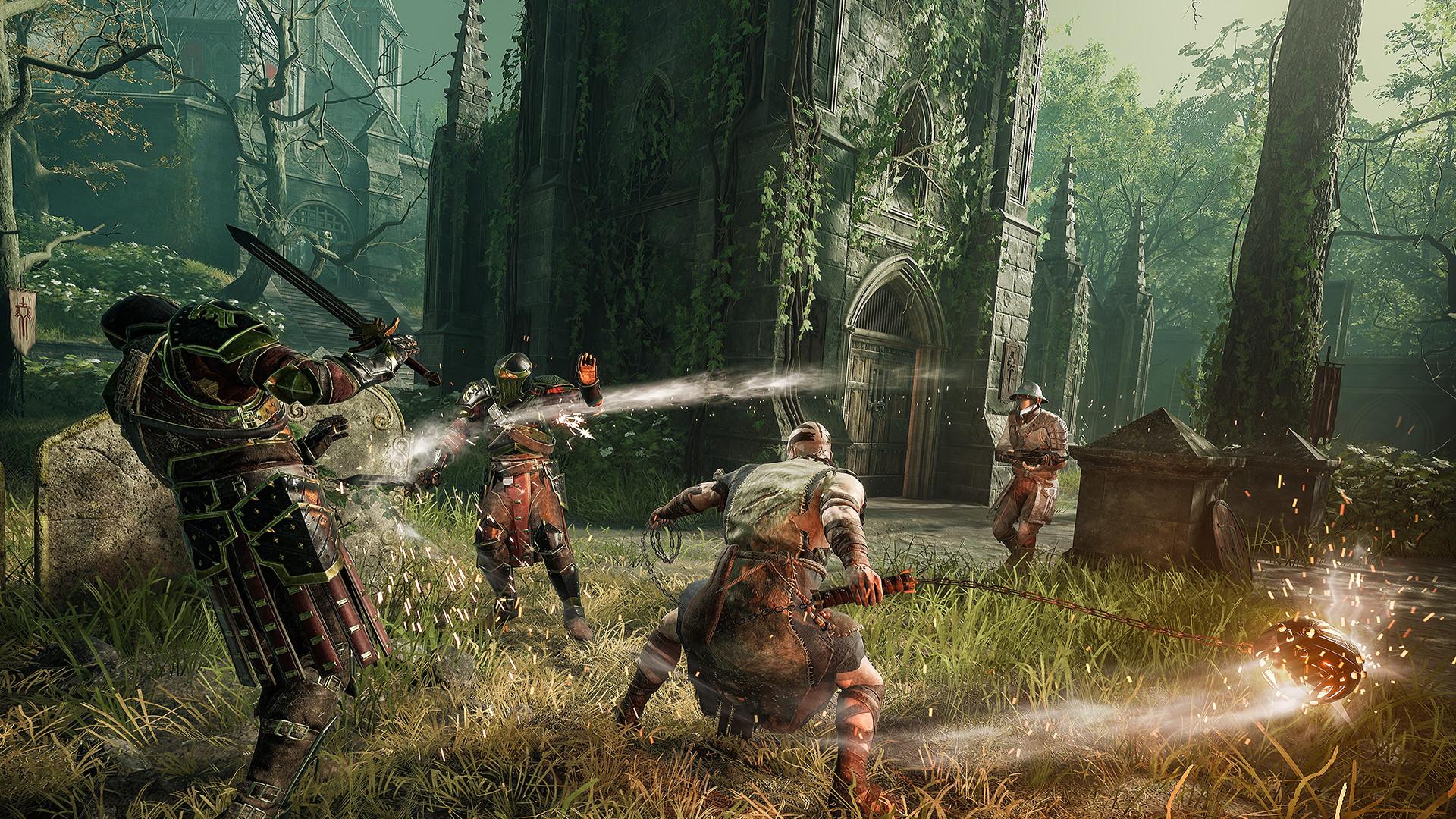 Вышел трейлер с обзором игрового процесса боевика Hood: Outlaws & Legends