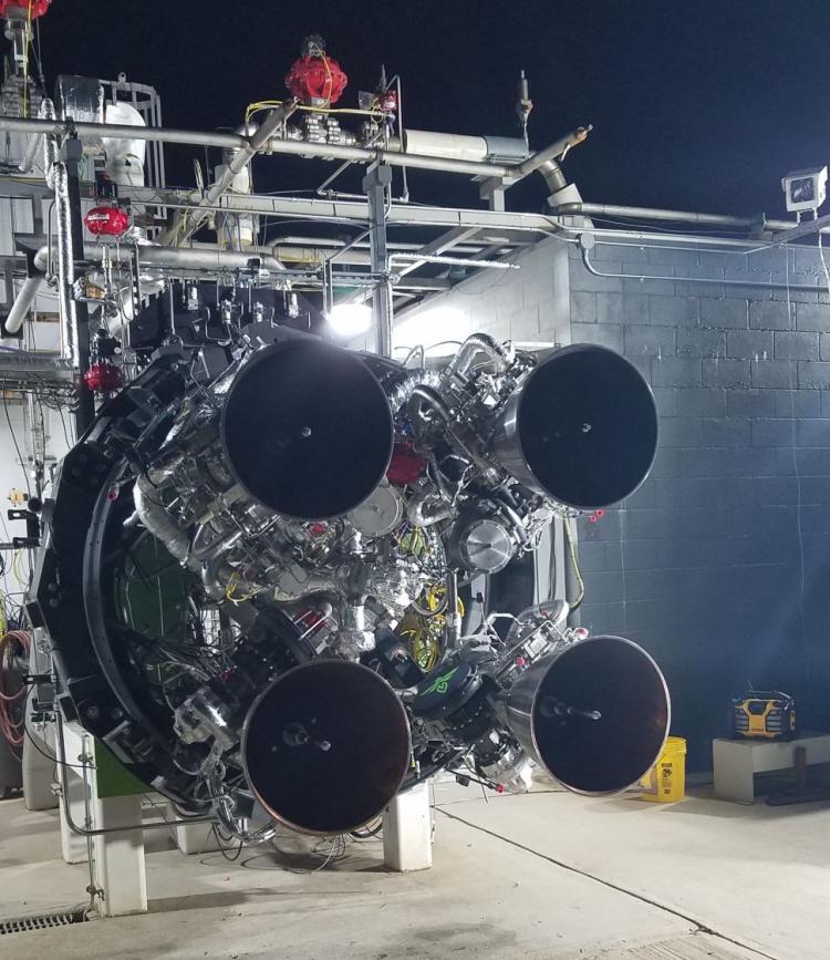 """Космическая компания Firefly Aerospace украинского миллионера максимально приблизилась к запуску сверхлёгкой ракеты Alpha"""""""
