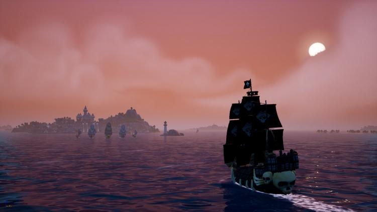 Пиратский ролевой экшен King of Seas получил демоверсию в Steam и окончательную дату выхода