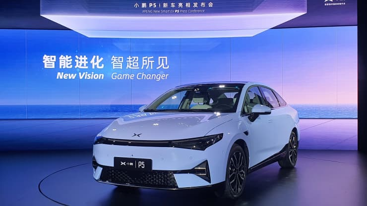 Китайский производитель электромобилей Xpeng Motors задумал собственное производство чипов