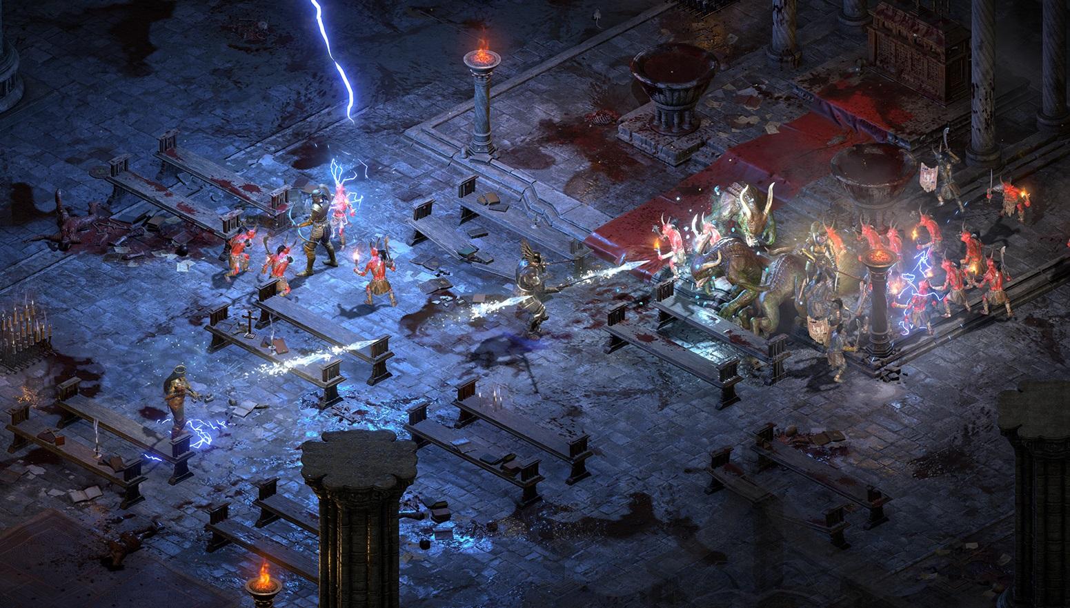 Игнорируйте сегодняшнюю Blizzard: разработчик Diablo II считает изменение облика амазонки в ремастере цензурой