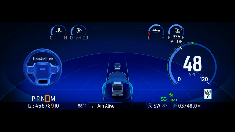 Ford бросила вызов Tesla и GM с новой системой базового автопилота