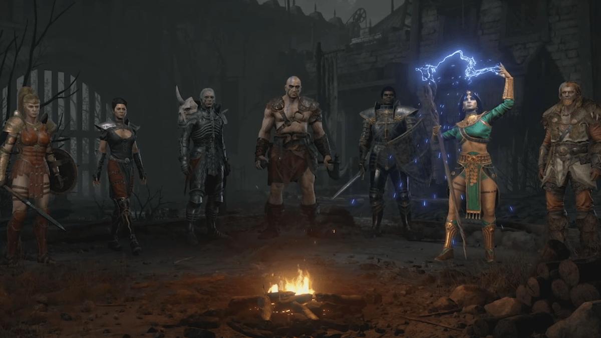 Альфа-версию Diablo II: Resurrected взломали и научились запускать без привязки к онлайну, но это непросто