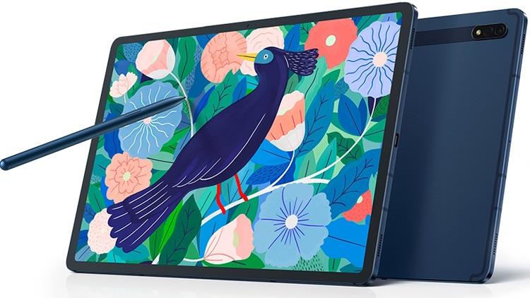 """Грядущий планшет Samsung Galaxy Tab S7 Lite 5G показался на качественных изображениях— похож на флагман"""""""