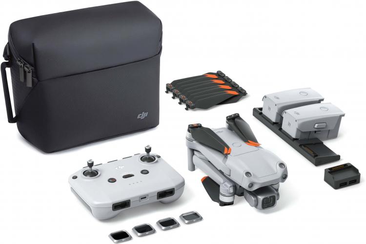 """DJI представила дрон Air 2S— камера с большим 20-Мп датчиком и поддержкой видео 5,4K, связь на 12 км и прочее"""""""