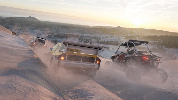 """Свежее обновление Steam-версии Forza Horizon 4 испортило и без того некачественный порт"""""""
