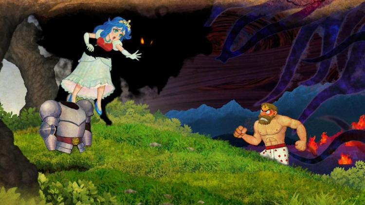 Ghosts 'n Goblins Resurrection оказалась временным эксклюзивом Switch — перезапуск выйдет на PC, PS4 и Xbox One