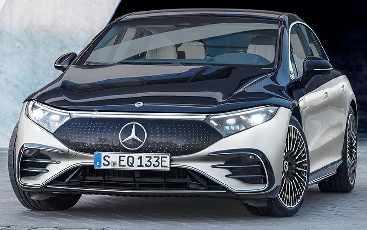 """Mercedes-Benz представила новый флагманский электрический седан EQS— вызов Tesla брошен"""""""