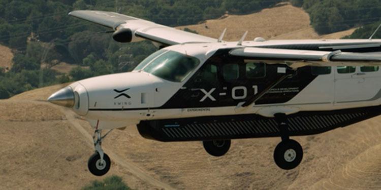 Cessna Grand Caravan 208B в автоматическом полёте. Источник изображения: