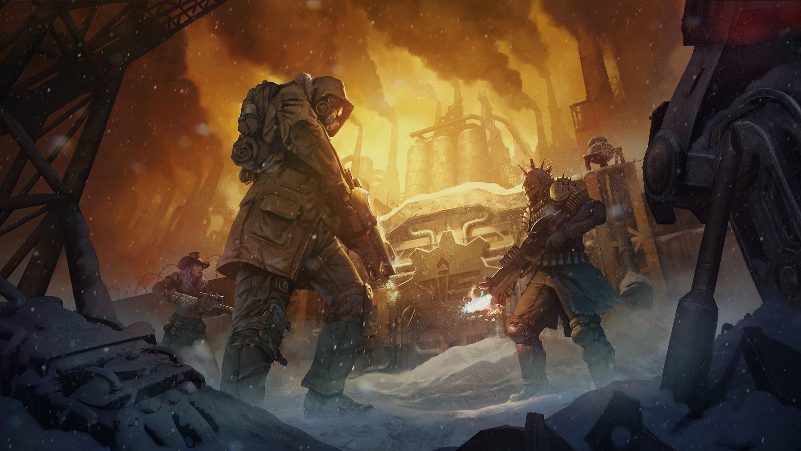 Wasteland 3 получит два сюжетных дополнения  первое выйдет 3 июня