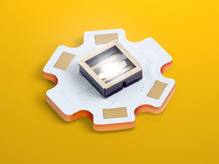 Полупроводниковый лазер Источник изображения: Kyocera