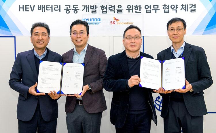 Hyundai Motor и SK Innovation вместе будут разрабатывать аккумуляторы для гибридных автомобилей. Источник изображения: