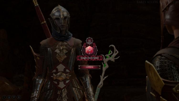 В Baldur's Gate 3 бывает и такое