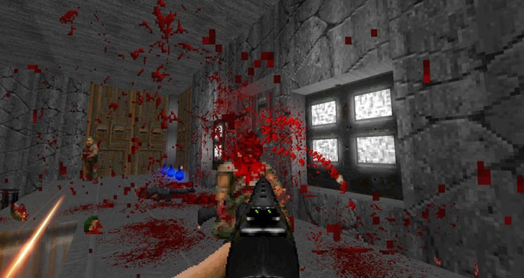 Doom запустили в загрузчике операционных систем  портировать игру теперь станет проще