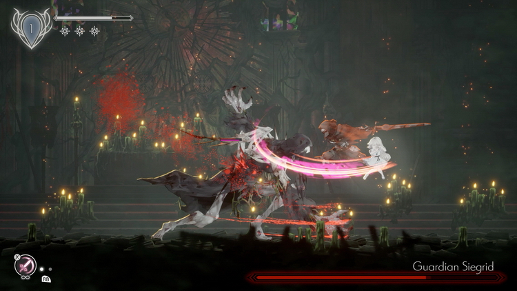 Полноценный релиз мрачной метроидвании Ender Lilies: Quietus of the Knights на ПК и Switch состоится 22 июня