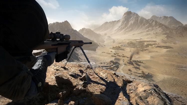 Разработчики Sniper Ghost Warrior Contracts 2 поделились подробностями версий игры на Xbox Series X/S и PS5
