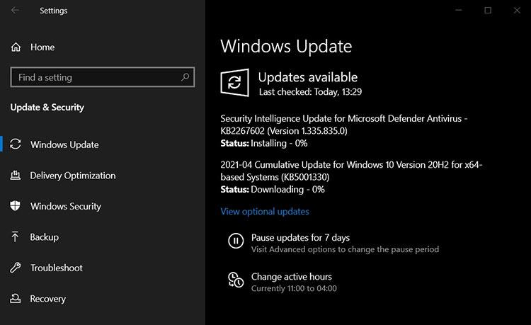 (Windows Latest)