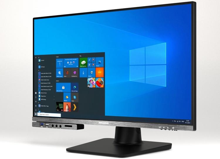 """Aquarius Mnb Pro T904на базе процессоров Intel Core 10-го поколения  — универсальный моноблок для работы и учёбы"""""""